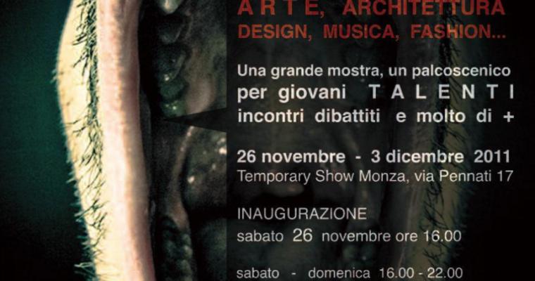 «Ad Tensa»a Street Art Week Monza.
