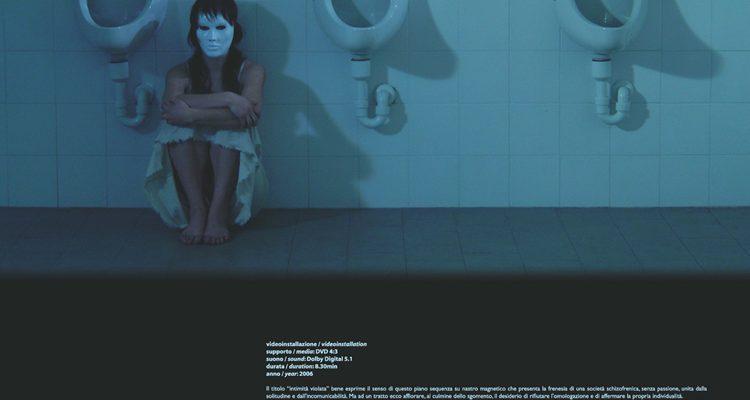 """«Intimità violata» alla Galleria d'Arte Contemporanea """"Allarmi – Cambio della guardia"""""""